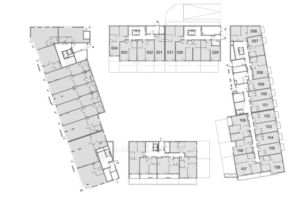 Budynek 1 Piętro 0