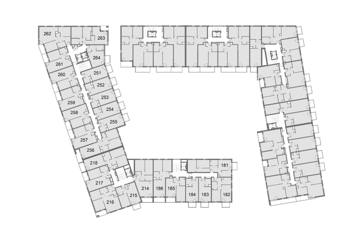 Budynek 2 Piętro 2