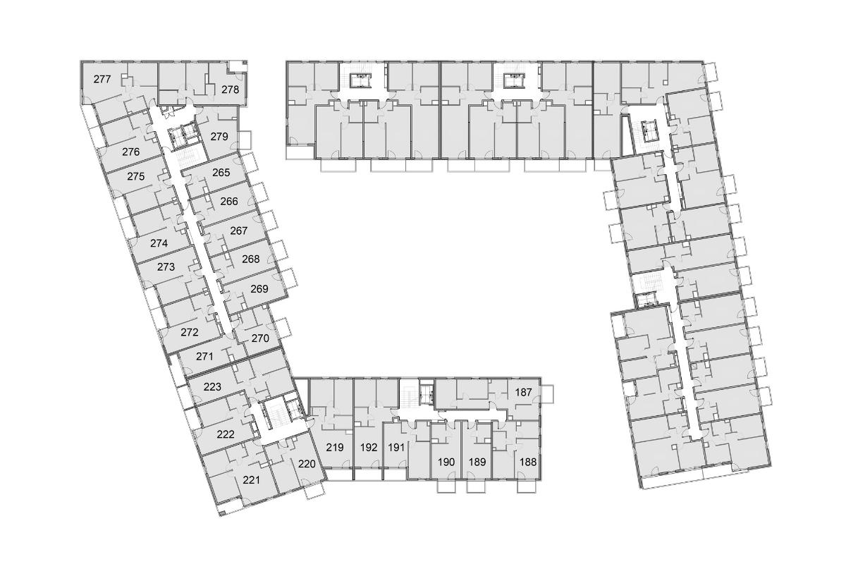 Budynek 2 Piętro 3