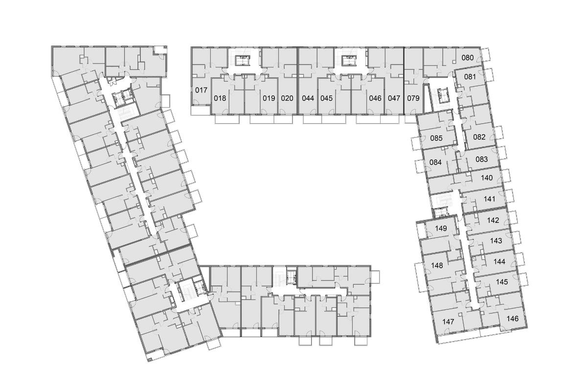 Budynek 1 Piętro 4