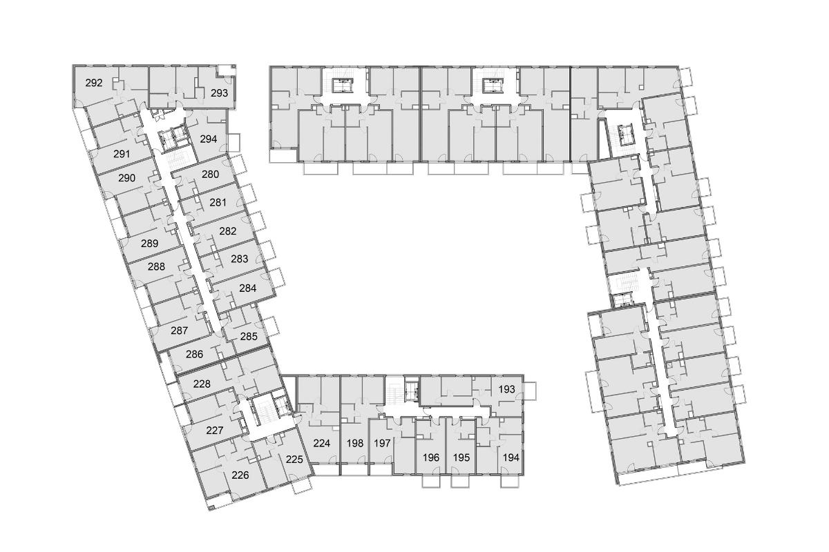 Budynek 2 Piętro 4