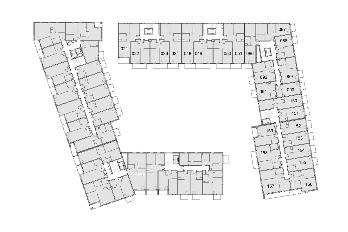 Budynek 1 Piętro 5