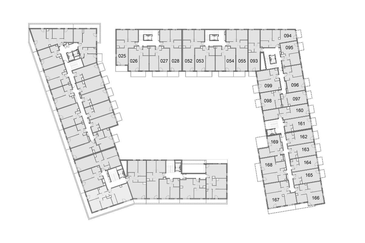 Budynek 1 Piętro 6