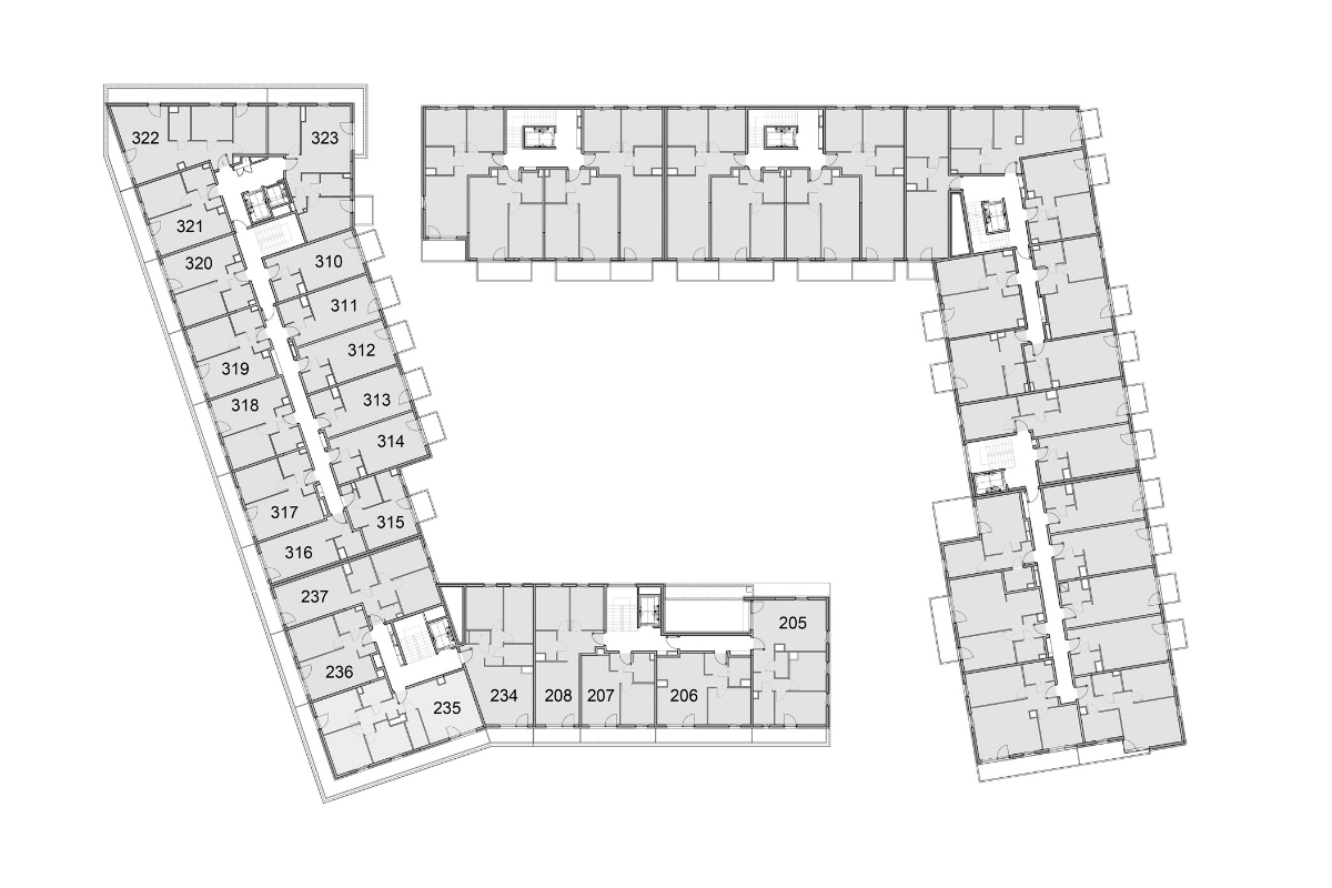 Budynek 2 Piętro 6