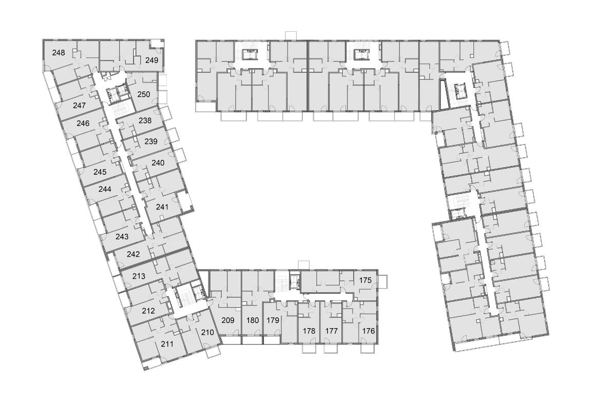 Budynek 2 Piętro 1